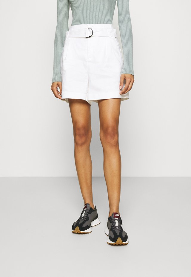D-RING - Shorts - white
