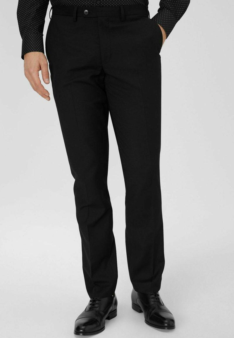 C&A - Suit trousers - black