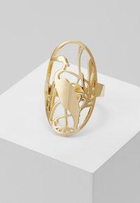 Pilgrim - Ring - gold-coloured - 0