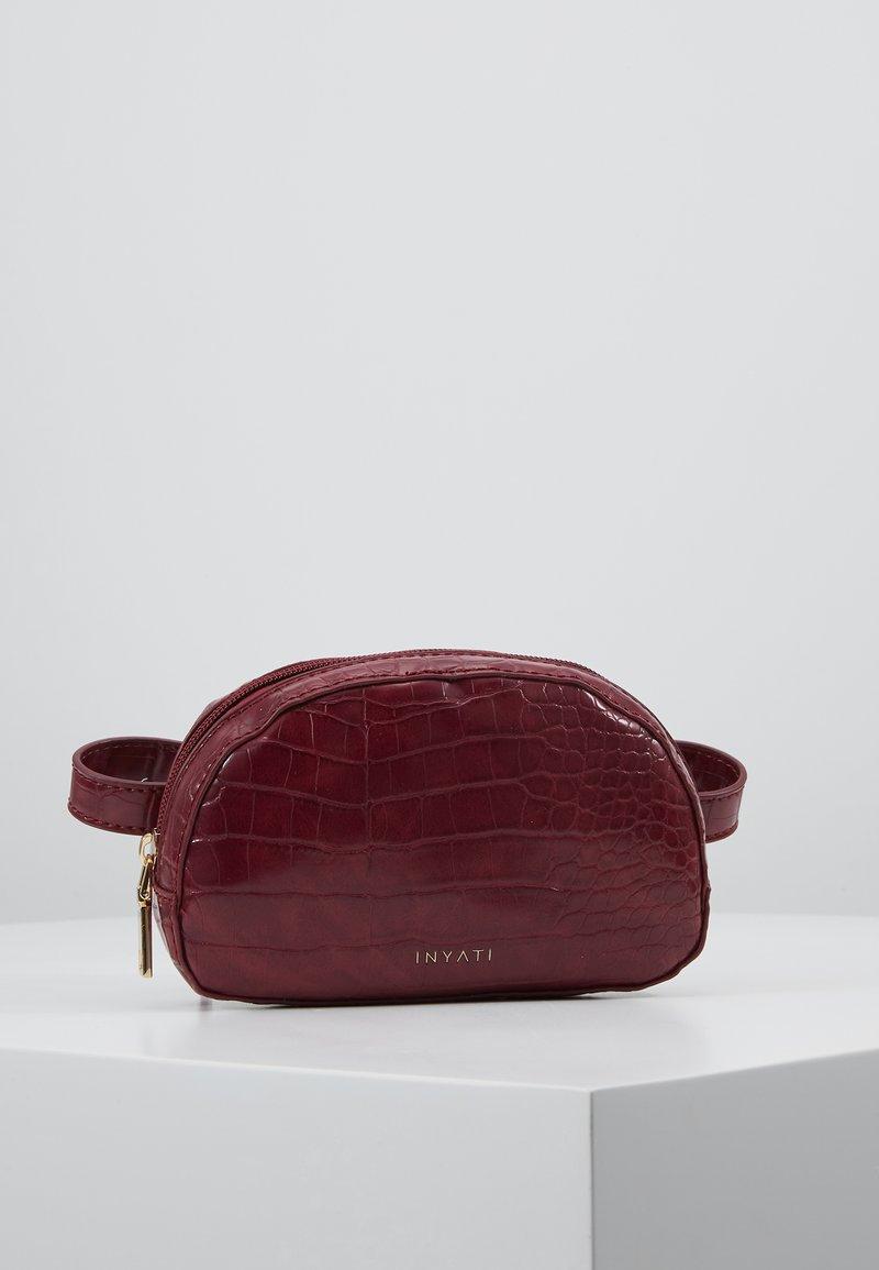 Inyati - MILA - Bum bag - burgundy