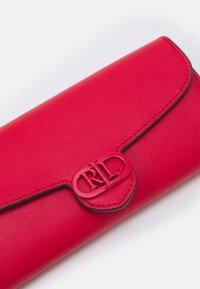 Lauren Ralph Lauren - Wallet - candy red - 3