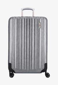 Hardware - Wheeled suitcase - grey - 0