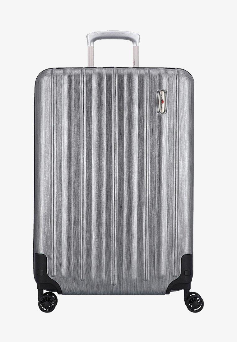 Hardware - Wheeled suitcase - grey