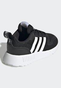 adidas Originals - MULTIX UNISEX - Baby shoes - core black/ftwr white/core black - 2
