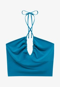 PULL&BEAR - Top - turquoise - 4