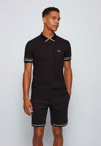 BOSS - PADDY - Polo shirt - black - 0