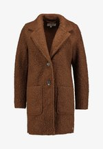 DOUBLEFACE COAT - Short coat - rich cinnamon/brown