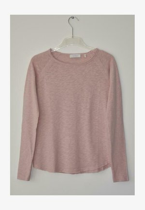 HEAVY - Long sleeved top - blush pink