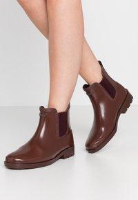 Aigle - CARVILLE WOMAN - Kotníková obuv - sureau - 0