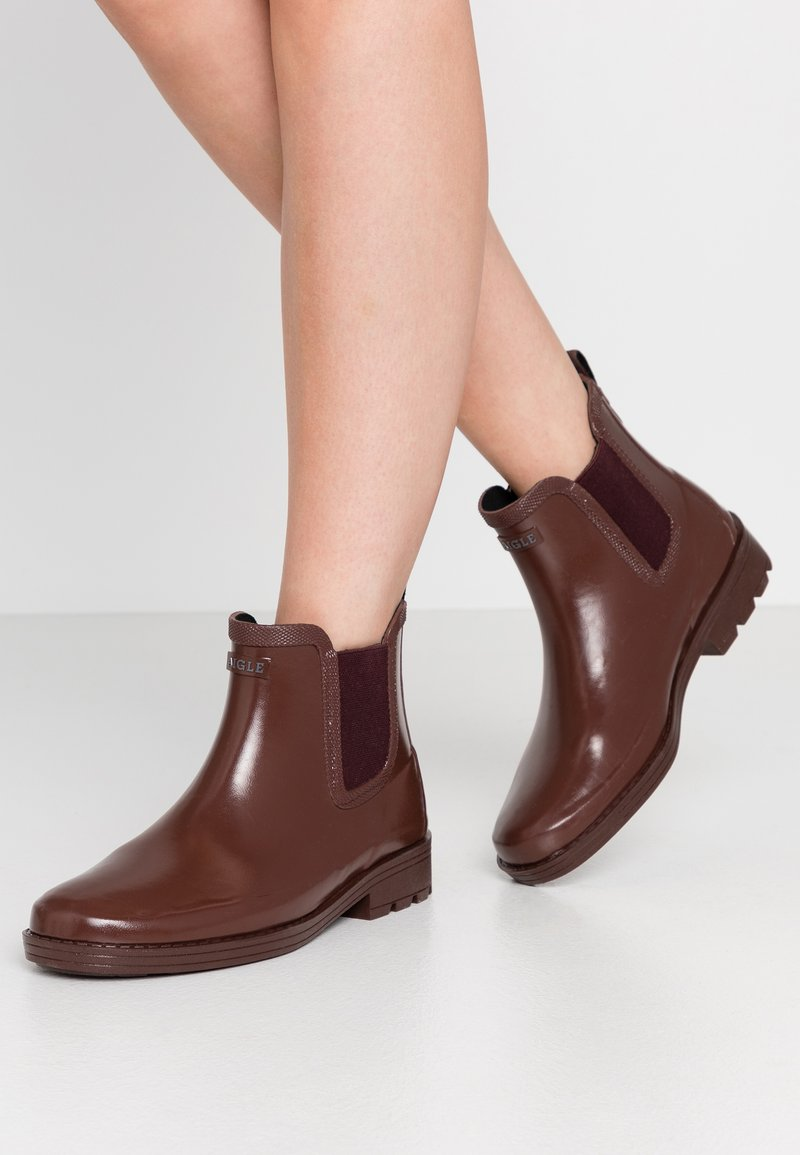 Aigle - CARVILLE WOMAN - Kotníková obuv - sureau