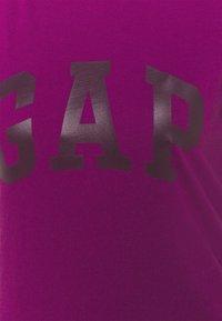 GAP - TEE - Camiseta estampada - winter peony - 2