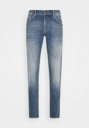 JAY ACTIVE - Jeans slim fit - light blue