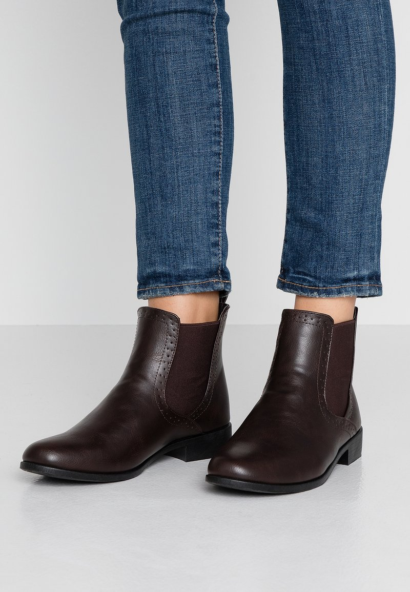 Anna Field - Ankle boot - brown