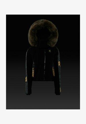 JetStream Luxe Jacket - Hoodie - black
