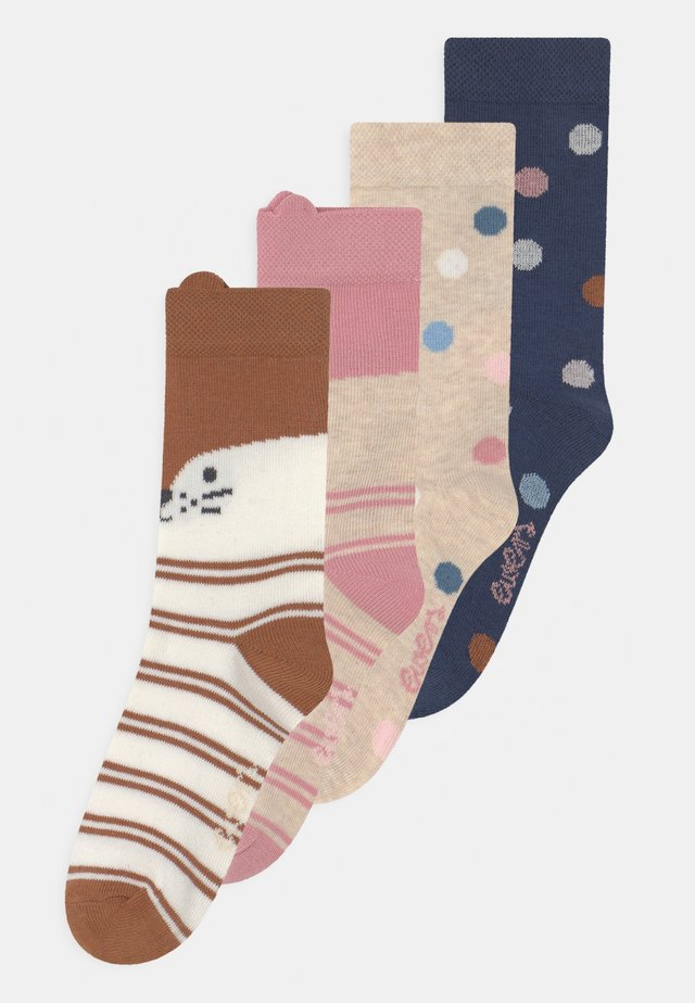 4 PACK - Socks - multi-coloured