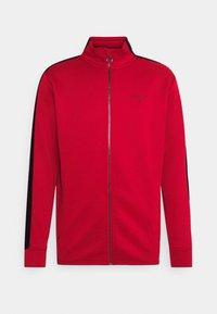 SIKSILK - IMPERIAL ZIP THROUGH HOODIE - Zip-up sweatshirt - dark red - 3