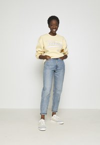 Gina Tricot - RILEY  - Sweatshirt - vanilla/tribeca - 1