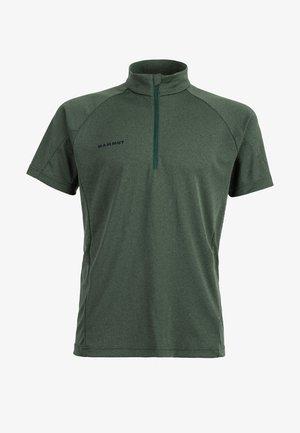 AEGILITY  - T-shirt print - woods melange