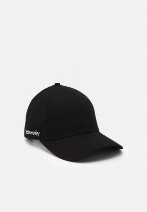 SIRUS CAP UNISEX - Kšiltovka - black