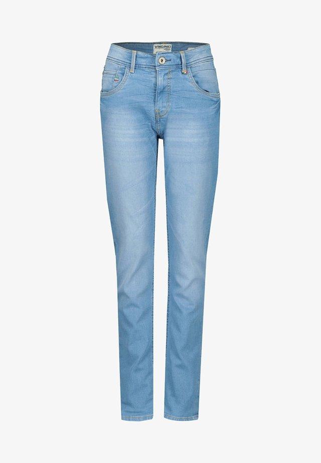 BICARDO - Slim fit jeans - stoned blue