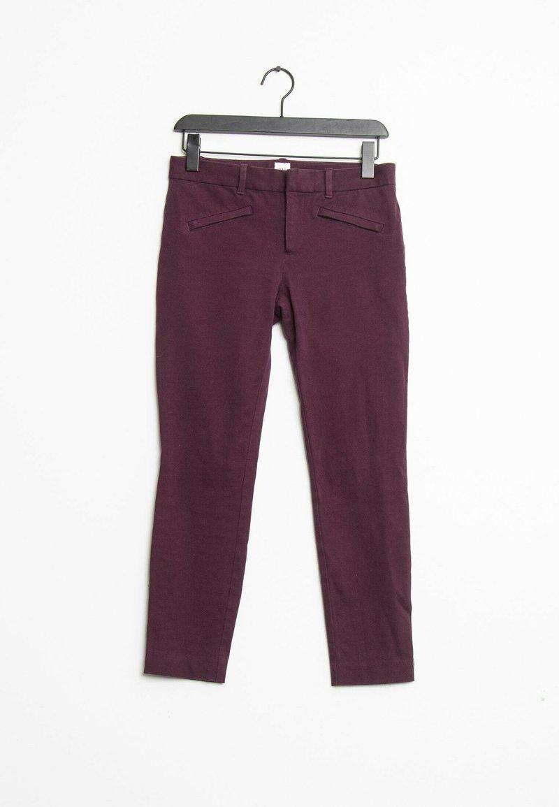 GAP - Trousers - purple