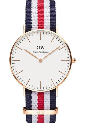 CLASSIC CANTERBURRY 36M - Reloj - white