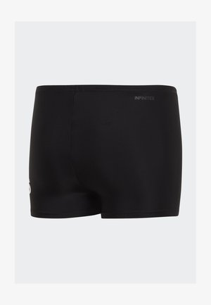 BADGE OF SPORT SWIM BOXERS - Swimming trunks - black