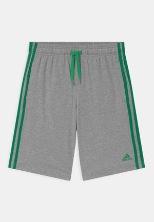 UNISEX - Sports shorts - grey/green