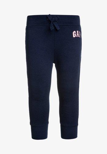 LOGO - Trousers - elysian blue