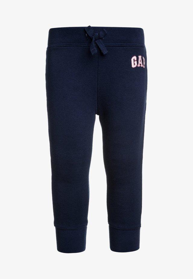 TODDLER GIRL LOGO  - Pantalon de survêtement - elysian blue