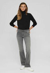 Esprit Collection - Bootcut jeans - grey medium wash - 1