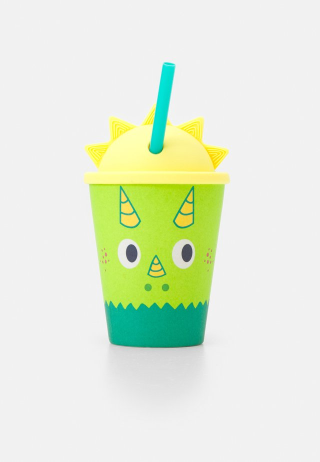 DINO ECO KIDS TUMBLER UNISEX - Other - green