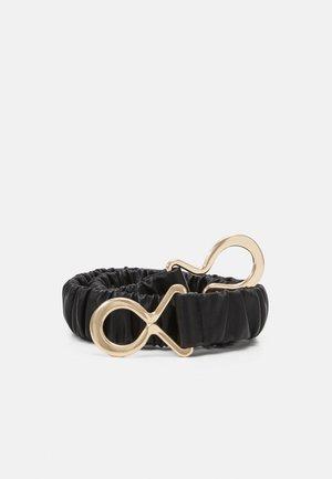 HORSE SHOE BELT - Waist belt - black