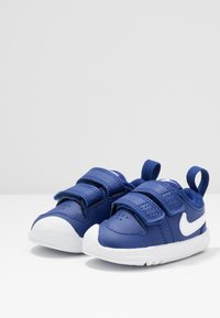 Nike Performance - PICO 5 UNISEX - Trainings-/Fitnessschuh - deep royal blue/white - 3