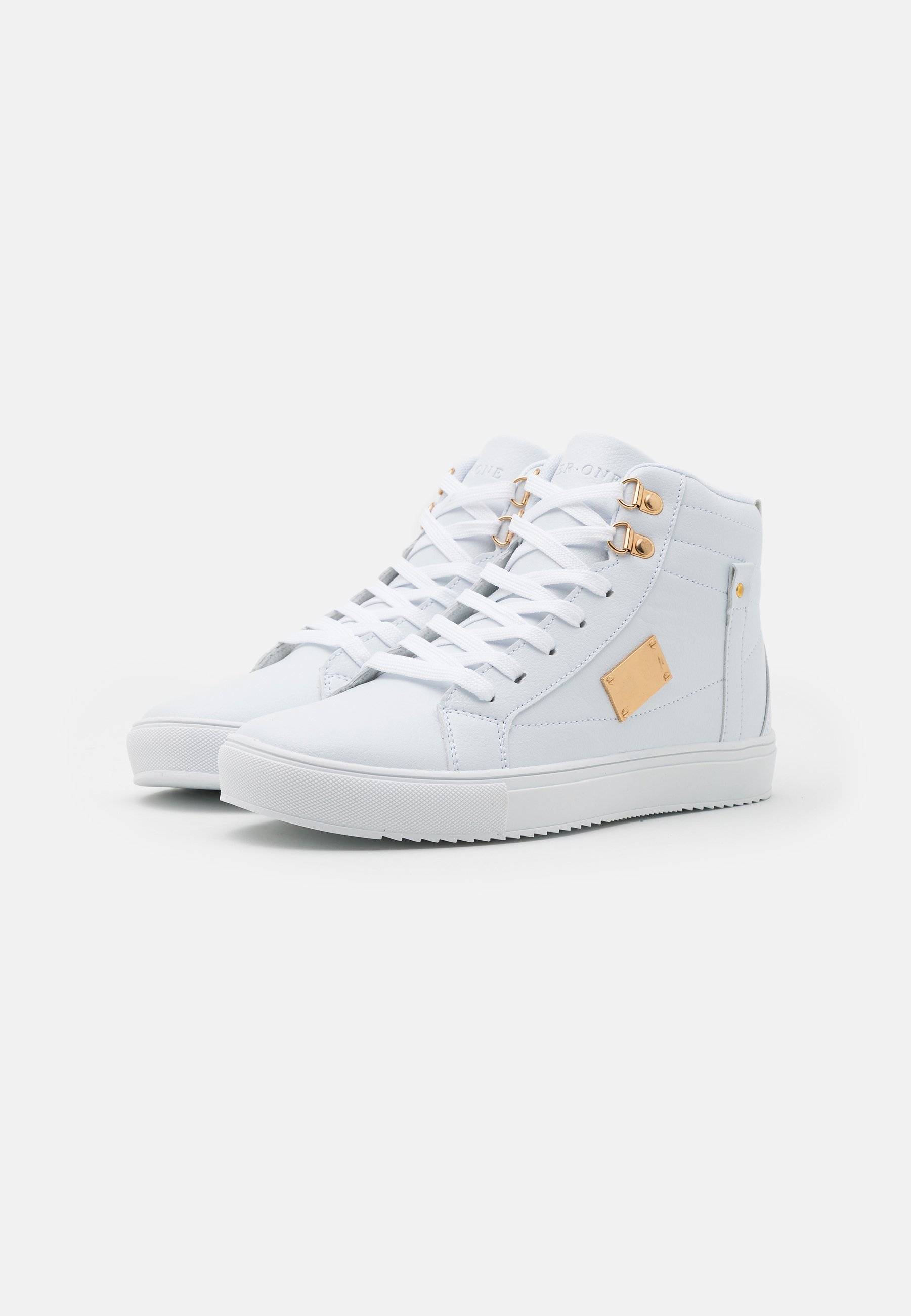 Pier One Sneakers High - White