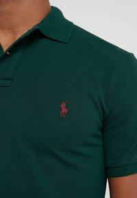 Polo Ralph Lauren - SLIM FIT MODEL  - Polo - college green - 5