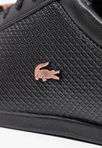 Lacoste - REY LACE - Sneakers - black - 2