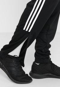 adidas Performance - ATHLETICS TEAM SPORTS TRACKSUIT - Træningssæt - black/white - 9