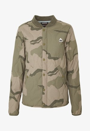 KILEY CAMO - Outdoorjacke - barren