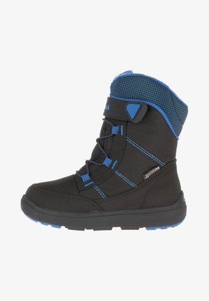 Snowboots  - black blue