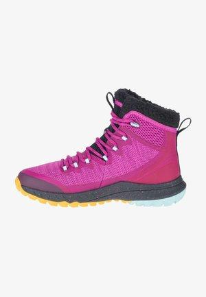 BRAVADA - Snowboots  - neon pink
