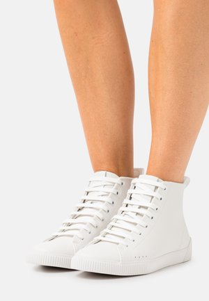 HITO - High-top trainers - white