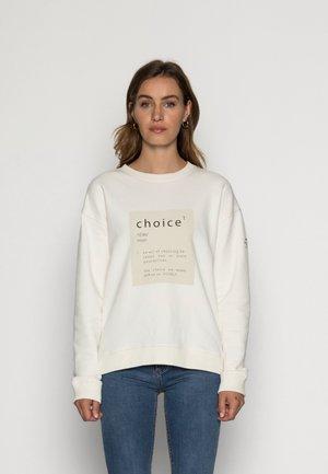 ANESALF CHOICE WOMAN  - Sweater - antartica
