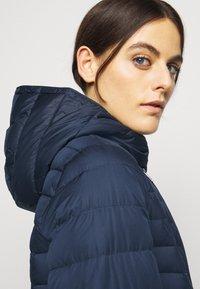 Lauren Ralph Lauren - MATTE FINISH COAT - Down coat - navy - 3