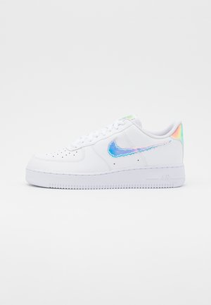 AIR FORCE 1 '07 LV8 - Sneakersy niskie - white/multicolor/black