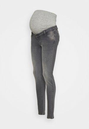 MLSAVANNA - Jeansy Slim Fit - medium grey denim