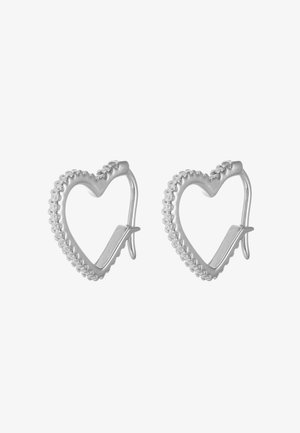 PREMIUM - Earrings - silver
