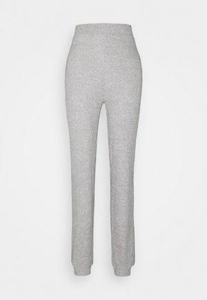 VMTIA PANT VIP - Bukse - light grey melange