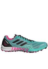 adidas Performance - TERREX SPEED PRO TRAIL RUNNING - Zapatillas de trail running - green - 10