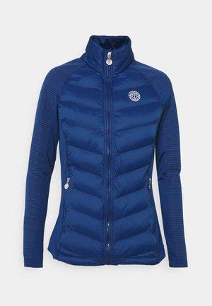 DANIA TECH JACKET - Training jacket - dark blue